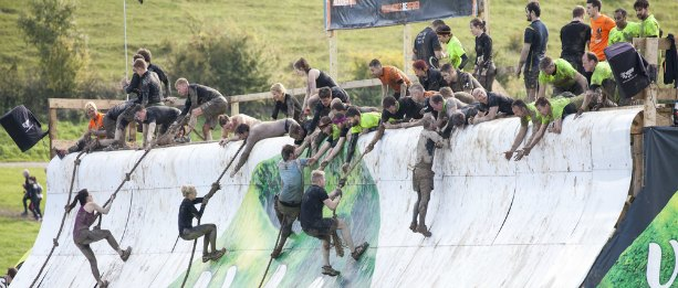 Health and Fitness Craze - Obstacle