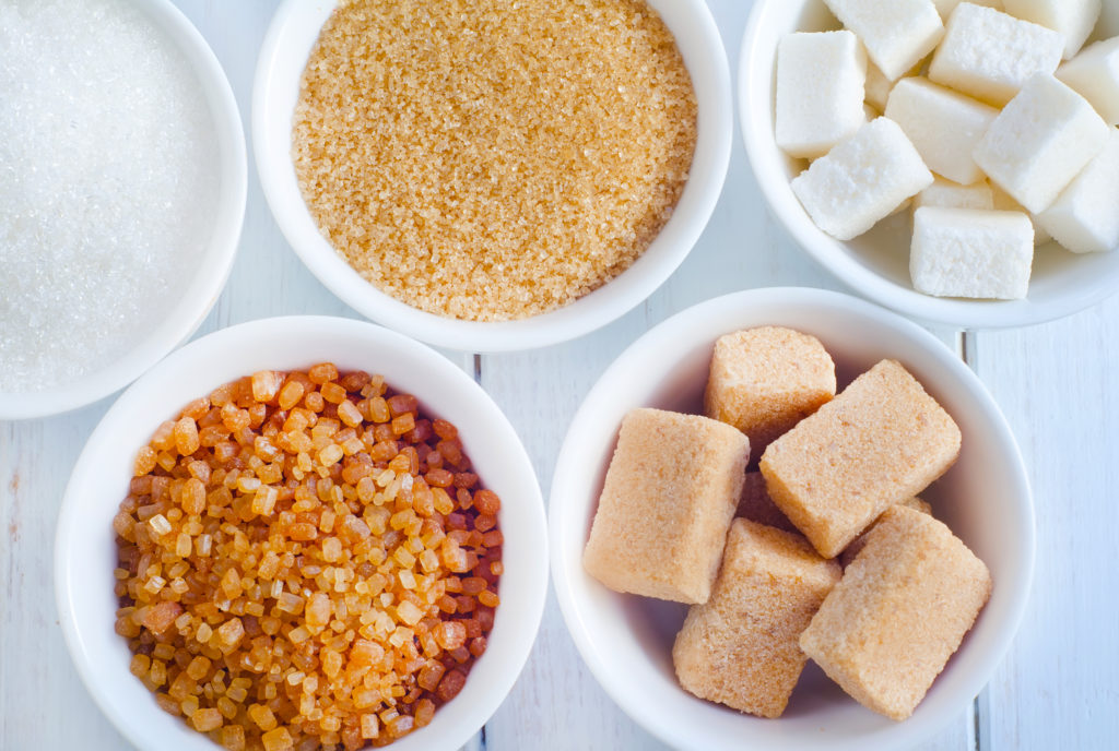 intolerance to different kinds of sugar