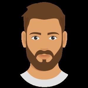 Business beard style